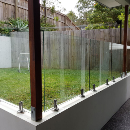 Contemporary Fencing
